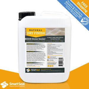SMARTSEAL Natural Stone Sealer DRY Finish for Patios & Floors (sample 1,5 & 25L)