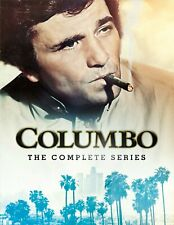 Columbo: The Complete Series Classic  TV Show Peter Falk as  Detective Columbo