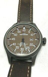 Men's Vintage Timex Expedition Watch - Indiglo / WR 100 Meters Leather Band
