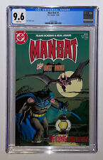 MAN-BAT vs Bat Man #1 CGC 9.6 1984 DC Neal Adams Cover - White Pages