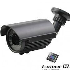 1000TVL 720P Long Range IR Night Vision CCTV Camera 2.8-12MM Dual Power 42IR OSD