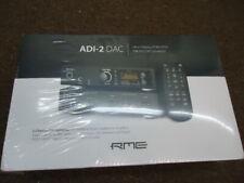 NEW FACTORY SEALED RME ADI-2 DAC Ultra-Fidelity PCM/DSD 768 kHz DA converter