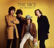 The Nice - Live Sweden '67 (2018)  CD  NEW/SEALED  SPEEDYPOST