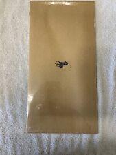 Polo Ralph Lauren gift box/tissue/ribbon new! Size 15 1/4x 9 3/4x 2 inches