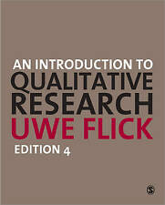 An Introduction to Qualitative Research by Flick, Uwe