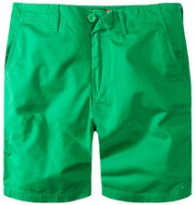 QUIKSILVER Minor Road Pantalones Cortos Verde / Greeny S/30 M/32 L/34 Hombre