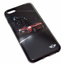 for iPhone 6 PLUS 6S PLUS - MINI COOPER SOFT RUBBER TPU SILICONE SKIN CASE COVER