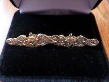 U.S Military Navy Gold Submarine Cufflinks With Jewelry Box 1 Set Cuff Links