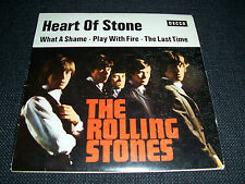 THE ROLLING STONES - Heart Of Stone (EP) 1964 ---> sehr RAR