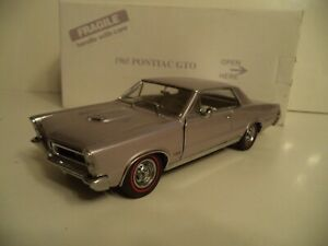 DANBURY MINT  PONTIAC GTO      1965    IN  BOX.
