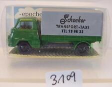 Epoca 1/87 ritmo Matador i altamente caricatrici Schenker trasporto taxi OVP #3109