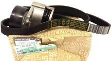 GENUINE Nissan Kubistar X76 Fan belt & Tensioner Kit - 1172000QA1 | 11720-00QA1
