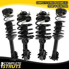 97-02 Ford Escort Quick Complete Struts / Shocks & Coil Springs w/ Mounts x4