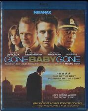 Gone Baby Gone (Blu-ray Disc, 2008, Canadian, Widescreen)