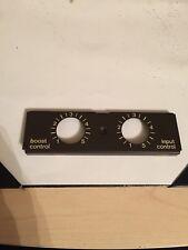 Dimplex Creda XT8315 Storage Heater Brown Knob Plate