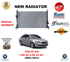 per VOLVO S40 1.6 D D2 2.0D D3 D4 CAMBIO MANUALE 2005-   2012 RADIATORE