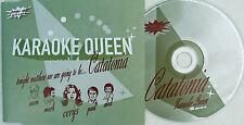 CATATONIA CD Karaoke Queen UK 1 Track PROMO DJ Only 1999 MINT-
