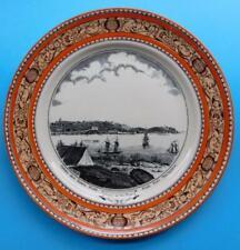 CP6 ADAMS China Sydney c1802 Dawes point c1930s Cabinet Souvenir Plate