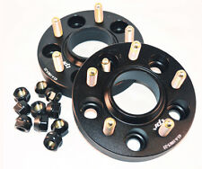 TPI 25mm Hubcentric Wheel Spacers With Nuts Ford Focus Mk2 ST 225