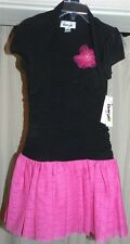 Tutu Dress Ruched Byer Girl School Casual Girl size 6 New