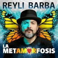 Reyli Barba CD NEW La Metarmorfosis 190759793329 NOW SHIPPING!