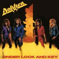 DOKKEN - UNDER LOCK AND KEY (LIMITED COLLECTOR'S EDITION)  CD NEW