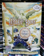 DVD ANIME Letter Bee Complete TV Series Vol.1-25 End English Subs + FREE ANIME