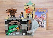 HARRY POTTER LEGO 4706 The  Forbidden Corridor - 100% Complete + Manual - EUC