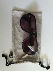 Von Zipper Hoss Polarised Black  Sunglasses
