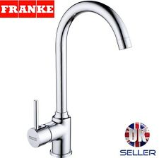 FRANKE CHROME SWIVEL SPOUT MONO KITCHEN SINK BASIN MODERN MIXER TAP SINGLE LEVER
