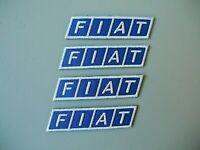 FIAT PATCH RICAMATE TERMOADESIVE CM 6,5X1,8 PZ.4 -COD.905