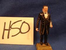H50 VINTAGE 60's MARX PLASTIC 11th US PRESIDENT FIGURE POLK 1845-1849