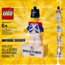Lego IMPERIAL SOLDIER Bricktober Mini-Figure Magnet New - RARE
