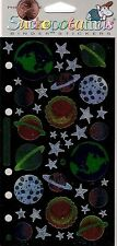 Stickopotamus Stickers  - Planets, Moons and Stars