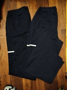 LOT (2) FedEx Stan Herman VF Imagewear Reflective Cargo Uniform Pants 42x34