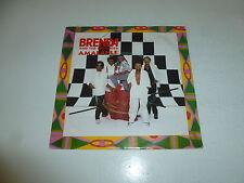 "BRENDA AND THE BIG DUDES - Amalahle - 1987 German 2-track 7"" Juke Box Single"