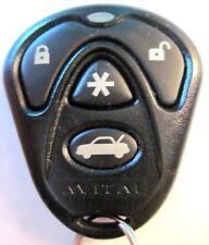 Avital FCC ID: EZSDEI474S RPN 7143L keyless remote control transmitter clicker
