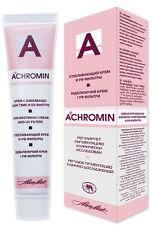 ACHROMIN Whitening Lightening  Face Cream 45ml Anti dark age spots freckles