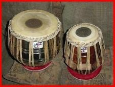 New CP Brand TABLA Indian Percussion Drum Set FREE CARRY BAG FREE USA SHIPPING