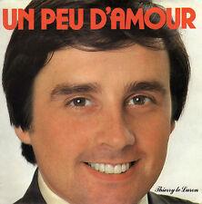 THIERRY LE LURON UN PEU D'AMOUR / AUX COULEURS DE LA FRANCE FRENCH 45 SINGLE