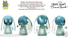 NEW Disney Vinylmation Park Starz 1 - Bride - Haunted Mansion (Variant) LE999