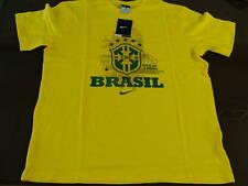 Team Brazil 2010 World Cup Soccer Number 9 T Shirt L