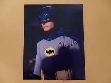 Adam West 8x10 Autographed 'Batman' Photo