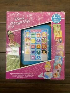NEW - Disney ME Reader Electronic Reader - 8 Sound Book Library