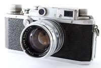 [FOR PARTS] Canon IV Sb Rangefinder Film Camera /50mm f/1.8 LTM L39 (4206)