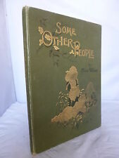 Some Other People by Alice Weber - Illustrated - Decorative HB