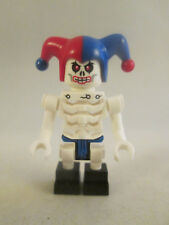 Lego Minfigure Ninjago - Krazi with Jester's Cap 2260