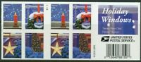 Holiday Windows Christmas Pane of 20 Forever Stamps Scott 5148b
