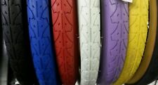 2 NEW DURO MB BICYCLE SLICK TIRES,26X1.95,PICK COLOR AT CHECKOUT IN MESSAGE