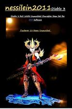 Diablo 3 ROS ps4-Magicien/Wizard-unmodded item Set - 13 items-Soft